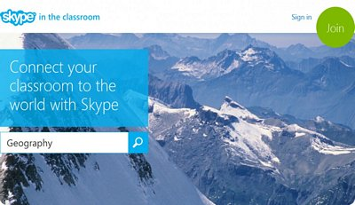 Online Learning Course Tools - Skype